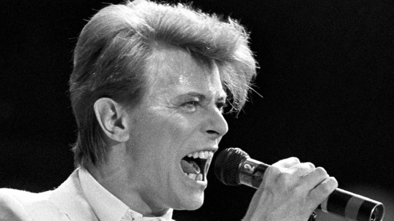 David Bowie dies: Madonna, Kanye West and Gene Simmons pay tribute