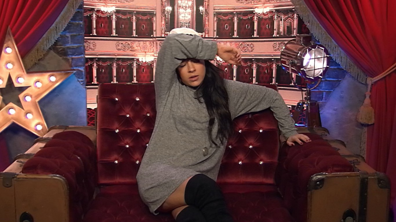 Celebrity Big Brother: The housemates try to ruin Gemma's birthday