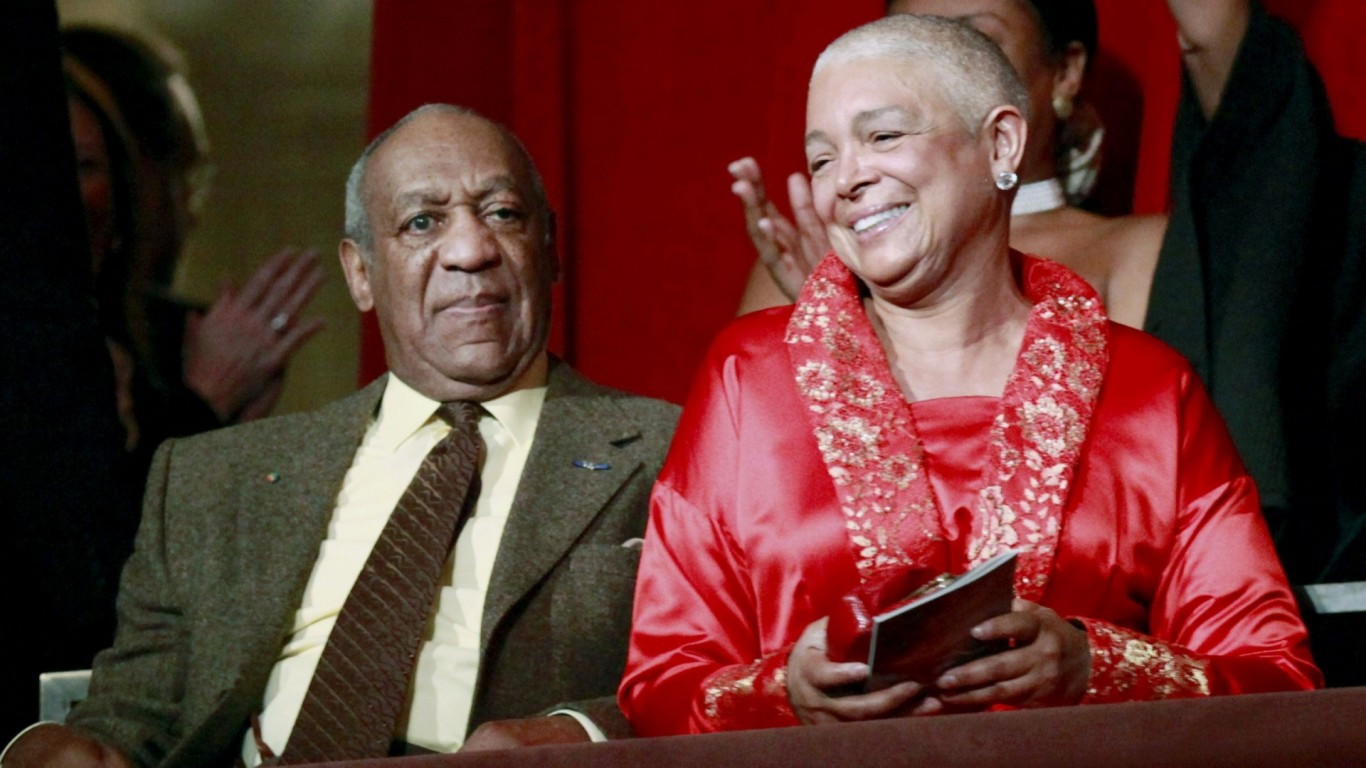 Camille Cosby Testifies in Seven-Hour Deposition