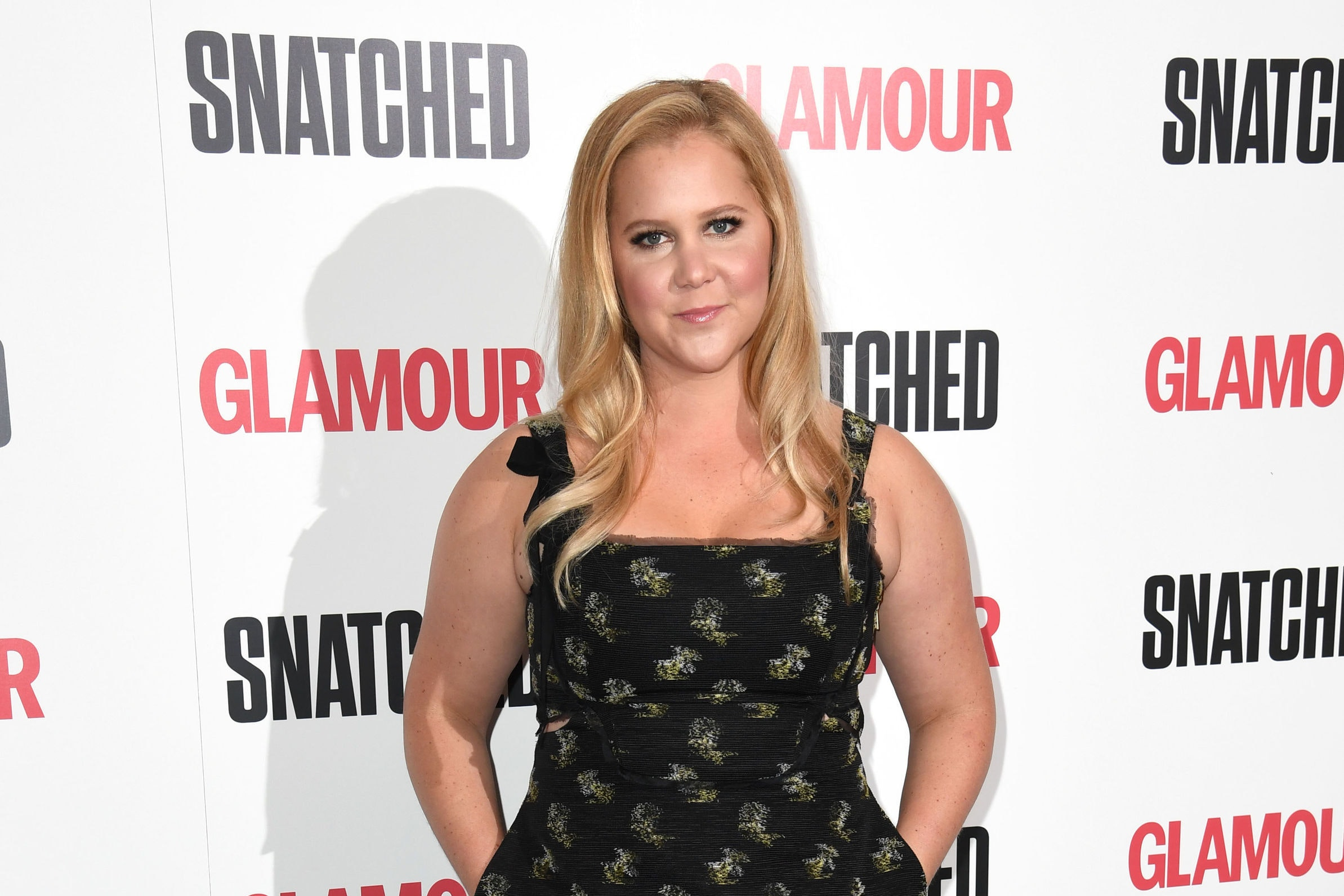 Amy Schumer arrested during DC protest of Kavanaugh's nomination