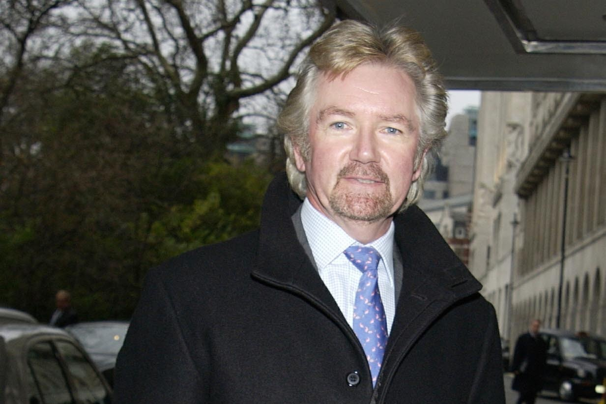 Noel Edmonds officially joins I'm a Celebrity